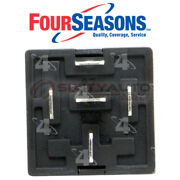 Four Seasons Cooling Fan Motor Relay For 1998-2005 Ford Taurus 3.0l V6 - Di