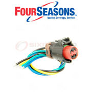 Four Seasons A/c Compressor Cut Out Switch Harness For 1995-2001 Ford F-250 Ez
