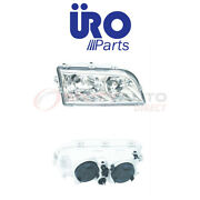 Uro Parts Headlight Assembly For 2000-2004 Volvo S40 1.9l L4 - Light Bulb Rb