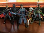 Star Wars The Black Series Jedi Lot Action Figures Sith