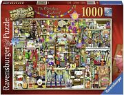 Ravensburger Colin Thompson The Christmas Cupboard 1000 Pc Puzzle New Ships Free