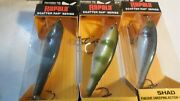 3 Rapala Scrs 07 Scatter Rap Shad Evasive Action Fishing Lure