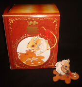 Enesco Priscilla's Mouse Tales Holidays Are Sweet And Delicious With You Figurine