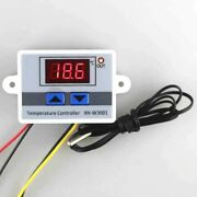 12/220v Digital Led Temperature Controller Thermostat Control Switch Thermostats