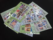 Israel 1000 Stamps Different