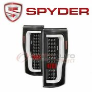 Spyder Auto Tail Light Set For 2017-2018 Ford F-250 Super Duty - Electrical Ed