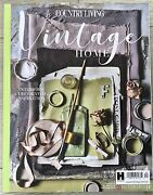 Country Living-vintage Home-issue 3-interiors And Decorating Inspiration-brand New