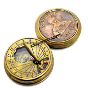 Nautical Antique 2 Inch Lord Kelvin Compass 1824-1907 Maritime Collectible Gift