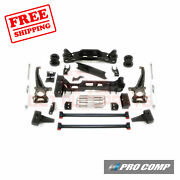 Pro Comp 6 Lift Kit W/front Strut Spacers And Rear Es Shocks 09-14 Ford F-150 4wd