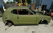 Honda 600 Coupe Body Z600 Fenders Fairly Solid Very Little Rust No Glass