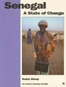 Senegal A State Of Change Oxfam Country Profiles By Sharp Robin Paperback