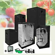 Hydroponic Indoor Mylar Grow Tent Room Reflective For Plant Growing Box Nontoxic