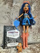 Monster High Robecca Steam Doll Great Condition