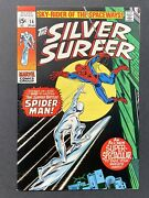 The Silver Surfer 14 Vol. 1 1970 Marvel Comics Key Issue Excellent Condition
