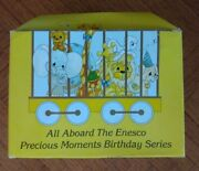 Precious Moments Birthday Train, Age 13, You Mean The Moose To Me 488038