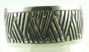 Cuff Bracelet With Patterns Sterling Silver Wedding Mother Of Bride