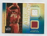 Lebron James Fabric Reflections Gu Warmup And All Star Game 23/25 His Jersey 23
