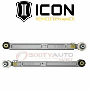 Icon Rear Lower Suspension Control Arm Kit For 2003-2019 Toyota 4runner - Pu