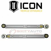 Icon Rear Lower Suspension Control Arm Kit For 2008-2019 Toyota Land Cruiser Ww