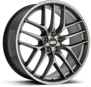 Alloy Wheels Wider Rears 19 Bbs Cc-r For Cadillac Cts [mk3] 14-19