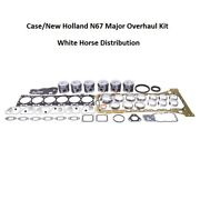 Engine Overhaul Kit Std Fits Ford New Holland Ts115a Tractor