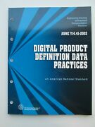 Digital Product Definition Data Practicesengineering Drawing Related Doc Practc