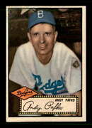 1952 Topps 1 Andy Pafko  Vgex X2212951