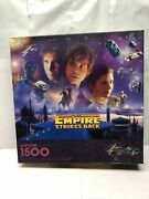 Springbok The Empire Strikes Back 1500 Piece Puzzle, From 1997