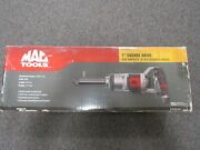 Mac Tools 1 Drive D-handle Air Impact Wrench W/6 Extended Anvil Pawd099-6