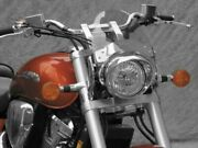 National Cycle Flyscreen Curved Motorcycle Street Bike