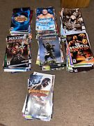 341 Ps2/xbox/gamecube/360 Manuals/maps Some Hard To Find Def Jam/monster Rancher