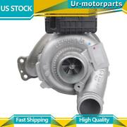 1 Turbocharger Rotomaster Fit Mercedes-benz Ml320 2007-2008