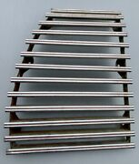 1939 Dodge Lh Lower Chrome Grille 39 Grill Deluxe Luxury Liner Sedan D11 Driver