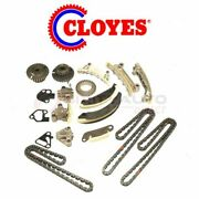Cloyes Front Engine Timing Chain Kit For 2007-2015 Cadillac Cts 3.0l 3.6l V6 Yy