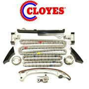 Cloyes Front Engine Timing Chain Kit For 2007-2015 Toyota Camry - Valve Sd