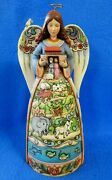 Jim Shore By Enesco Two By Two God Loves All Of You 4026867 Noah Ark Angel