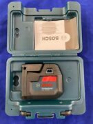 Bosch Professional Gpl100-50g With Case - 90134852-1
