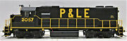 Athearn Genesis 68192 Pittsburgh And Lake Erie Gp38-2 2057 Wsound Leds Ho Scale