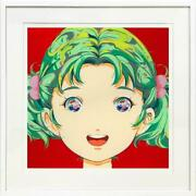 Ai☆madonna / I Canand039t Remember Her Face Taako Signed Ed100 Silkscreen Print