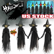 Halloween Outdoor Decorations Holding Hands Screaming Witchesand039sensor Decor Tf