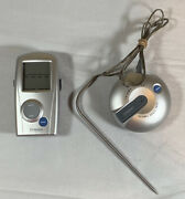 Oregon Scientific Aw129 Digital Wireless Bbq With Thermometer Probe And Remote