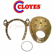 Cloyes Engine Timing Cover For 1975-1978 Gmc G25 5.0l 5.7l 6.6l V8 - Valve Ay