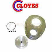 Cloyes Engine Timing Cover For 1967-1984 Chevrolet Camaro 3.8l 4.4l 5.0l Qt