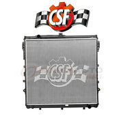 Csf Radiator For 2008-2018 Toyota Sequoia - Cooler Cooling Antifreeze Ud