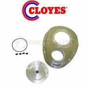 Cloyes Engine Timing Cover For 1970-1986 Gmc Jimmy - Valve Train Ja