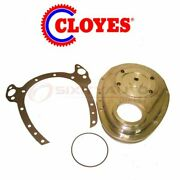 Cloyes Engine Timing Cover For 1961-1962 Chevrolet P20 Series - Valve Train Wg