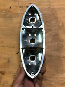 Vw Karmann Ghia 60-69 Tail Light Bulbholder 1960 Only With Screw Contacts Nos