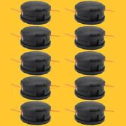 10 Pack String Trimmer Head For Speed-feed-400 Echo Srm-225 Srm-230 Srm-210