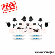 Fabtech 5 Basic Syst W/coil Spacers And Shocks For 14-17 Ram 2500 4wd