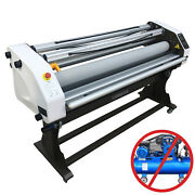 65 1650mm Automatic Electric Laminator Cold Hot Wide Formate Laminating Machine